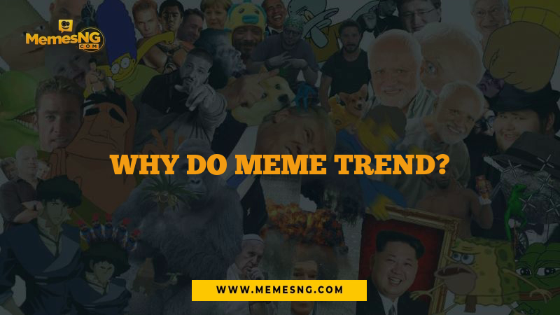Why do Meme Trend?
