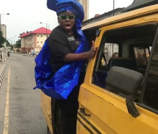 7 types of people you will meet in a public bus in Lagos