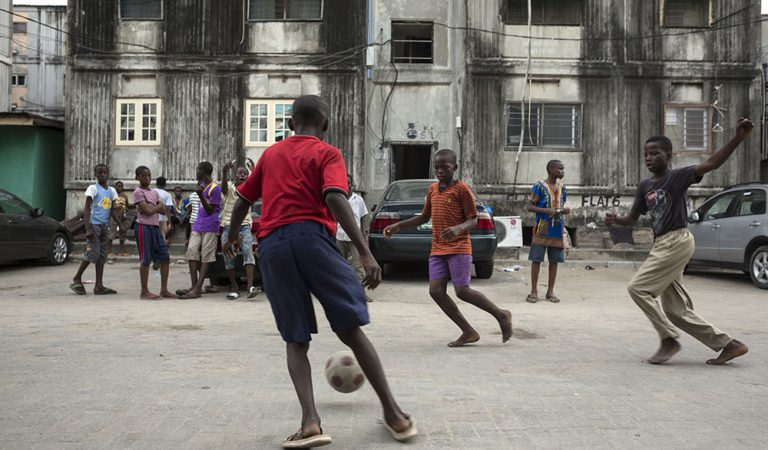 5 Slangs You'll Hear At Every Nigerian Street Football Field