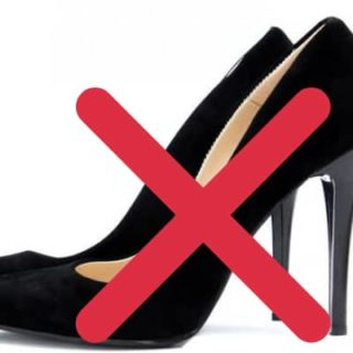 5 Reasons Why High Heels Should Be Banned