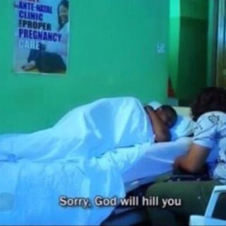 All The Things That Happen When You Fall Sick In A Nigerian Home