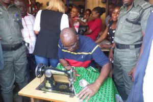 Here's Every Time Nigerian Politicians Were Seen Doing Everything But Their Jobs